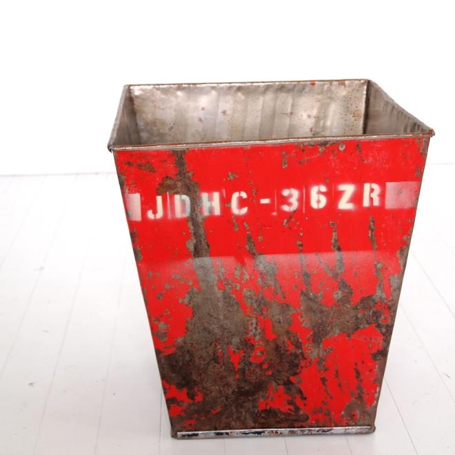 ドラム缶プランター 台形タイプ Lサイズ