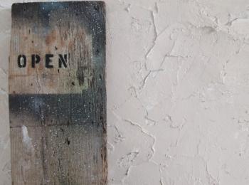 OPEN 看板