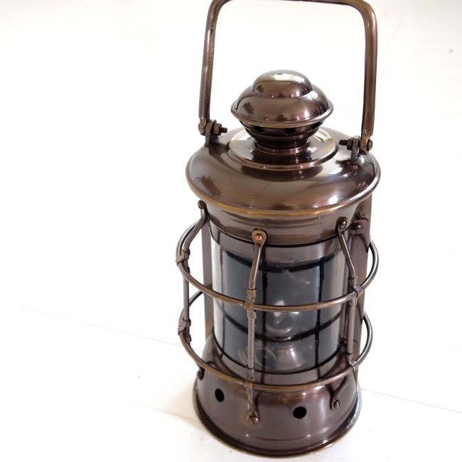 ブラスオイルランプ