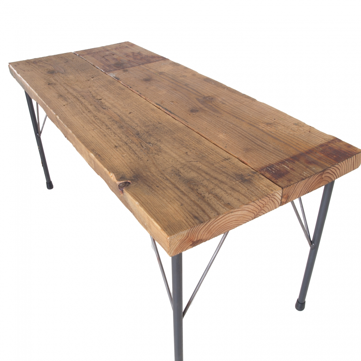 Low table / Iron leg & Old tree